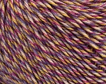 Pure Merino Xfine is a DK weight, 100% extra fine Italian-style superwash merino wool making it extremely soft, as well as durable.  Projects knit and crocheted are machine washable! Lay flat to dry. Do not bleach. Do not iron Fiber Content 100% Superwash Extrafine Merino Wool, Yellow, Pink, Lilac, Brand Ice Yarns, Cream, Yarn Thickness 3 Light  DK, Light, Worsted, fnt2-43407