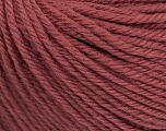 Machine washable pure merino wool. Lay flat to dry Fiber Content 100% Superwash Merino Wool, Rose Pink, Brand Ice Yarns, Yarn Thickness 4 Medium  Worsted, Afghan, Aran, fnt2-43500