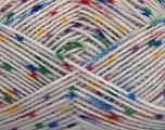 Fiber Content 100% Acrylic, White, Pink, Brand Ice Yarns, Green, Blue, fnt2-43614