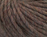 Fiber Content 50% Merino Wool, 25% Alpaca, 25% Acrylic, Brand Ice Yarns, Brown Melange, fnt2-43826