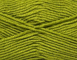 Fiber Content 50% Micro Acrylic, 50% Bamboo, Brand Ice Yarns, Green, fnt2-44595