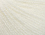 Fiber Content 100% Acrylic, White, Brand Ice Yarns, Yarn Thickness 2 Fine  Sport, Baby, fnt2-46586