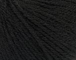 Fiber Content 100% Acrylic, Brand Ice Yarns, Black, Yarn Thickness 2 Fine  Sport, Baby, fnt2-46587