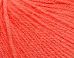 Fiber Content 100% Acrylic, Light Salmon, Brand Ice Yarns, Yarn Thickness 2 Fine  Sport, Baby, fnt2-46591