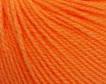 Fiber Content 100% Acrylic, Light Orange, Brand Ice Yarns, Yarn Thickness 2 Fine  Sport, Baby, fnt2-46592