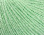 Fiber Content 100% Acrylic, Mint Green, Brand Ice Yarns, Yarn Thickness 2 Fine  Sport, Baby, fnt2-46597