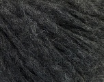 Fiber Content 60% Merino Wool, 25% Polyamide, 15% Acrylic, Brand ICE, Dark Grey, Yarn Thickness 4 Medium  Worsted, Afghan, Aran, fnt2-46898