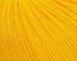 Fiber Content 100% Acrylic, Yellow, Brand Ice Yarns, Yarn Thickness 2 Fine  Sport, Baby, fnt2-46980
