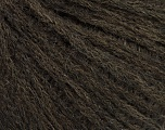 Fiber Content 45% Kid Mohair, 33% Acrylic, 22% Polyamide, Brand ICE, Brown, Yarn Thickness 2 Fine  Sport, Baby, fnt2-47428