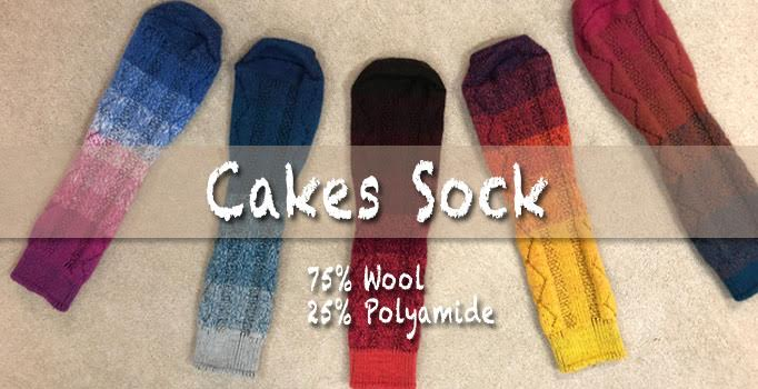 Cakes Sock