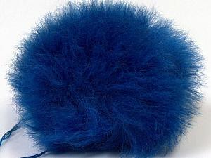Diameter around 7cm (3&amp) Yarn Thickness Other, Brand ICE, Blue, acs-554