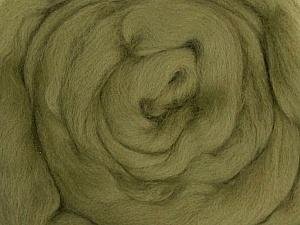 50gr-1.8m (1.76oz-1.97yards) 100% Wool felt Fiber Content 100% Wool, Yarn Thickness Other, Khaki, Brand Ice Yarns, acs-938