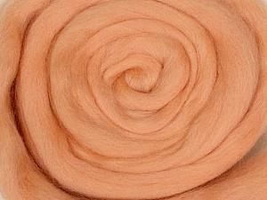 50gr-1.8m (1.76oz-1.97yards) 100% Wool felt Fiber Content 100% Wool, Yarn Thickness Other, Brand ICE, Dark Cream, acs-965