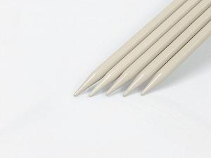A set of 6 sizes  double-point knitting needles. Length: 30cm. Sizes: 5.5 mm (US 9), 6 mm (US 10), 7 mm (US 10 1/2), 8 mm (US 11), 9 mm (US 13), 10 mm (US 15) Brand ICE, acs-1100