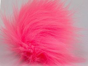 Diameter around 7cm (3&amp) Pink, Brand ICE, acs-1179