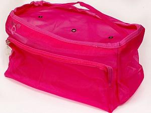 Sizes: 16 cm x 20 cm x 35 cm Brand ICE, Fuchsia, acs-1258