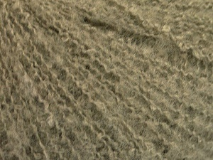 Fiber Content 46% Acrylic, 32% Wool, 21% Polyamide, 1% Elastan, Light Khaki, Brand ICE, Yarn Thickness 1 SuperFine  Sock, Fingering, Baby, fnt2-49898