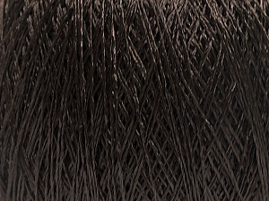 Fiber Content 100% Viscose, Brand ICE, Dark Brown, Yarn Thickness 1 SuperFine  Sock, Fingering, Baby, fnt2-50126
