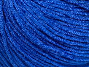 Fiber Content 60% Bamboo, 40% Cotton, Brand ICE, Dark Blue, Yarn Thickness 3 Light  DK, Light, Worsted, fnt2-50669