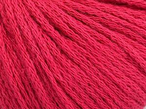 Fiber Content 50% Acrylic, 50% Wool, Pink, Brand ICE, Yarn Thickness 4 Medium  Worsted, Afghan, Aran, fnt2-51396