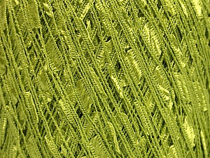 Trellis  Fiber Content 100% Polyester, Light Green, Brand Ice Yarns, fnt2-51883