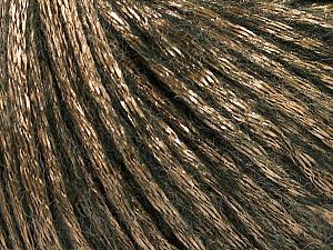 Fiber Content 70% Polyamide, 19% Merino Wool, 11% Acrylic, Brand ICE, Dark Brown, Bronze, Yarn Thickness 4 Medium  Worsted, Afghan, Aran, fnt2-52021