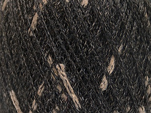 Fiber Content 60% Wool, 40% Polyamide, Light Brown, Brand ICE, Black, fnt2-52318