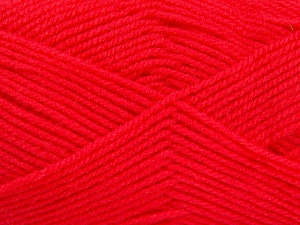 Fiber Content 100% Baby Acrylic, Salmon, Brand ICE, Yarn Thickness 2 Fine  Sport, Baby, fnt2-52351