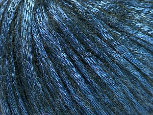 Fiber Content 70% Polyamide, 19% Merino Wool, 11% Acrylic, Brand ICE, Blue, Yarn Thickness 4 Medium  Worsted, Afghan, Aran, fnt2-52756