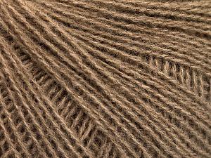 Fiber Content 70% Acrylic, 30% Wool, Brand ICE, Camel, Yarn Thickness 2 Fine  Sport, Baby, fnt2-52851