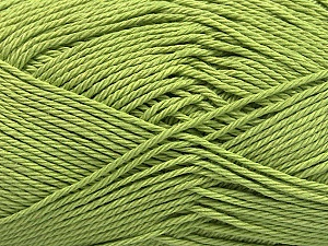 Fiber Content 100% Mercerised Cotton, Light Forest Green, Brand ICE, Yarn Thickness 2 Fine  Sport, Baby, fnt2-53790