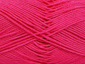 Fiber Content 100% Mercerised Cotton, Brand ICE, Gipsy Pink, Yarn Thickness 2 Fine  Sport, Baby, fnt2-53804
