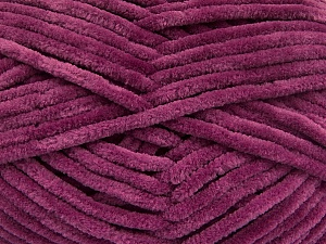 Fiber Content 100% Micro Fiber, Brand ICE, Dark Orchid, Yarn Thickness 4 Medium  Worsted, Afghan, Aran, fnt2-54159