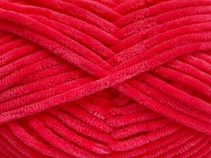 Fiber Content 100% Micro Fiber, Brand Ice Yarns, Candy Pink, Yarn Thickness 4 Medium  Worsted, Afghan, Aran, fnt2-54165