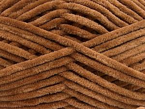 Fiber Content 100% Micro Fiber, Light Brown, Brand Ice Yarns, Yarn Thickness 4 Medium  Worsted, Afghan, Aran, fnt2-54168
