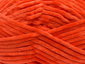 Fiber Content 100% Micro Fiber, Salmon, Brand ICE, Yarn Thickness 4 Medium  Worsted, Afghan, Aran, fnt2-54225