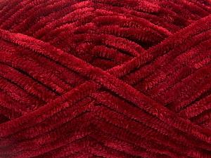 Fiber Content 100% Micro Fiber, Brand Ice Yarns, Burgundy, Yarn Thickness 4 Medium  Worsted, Afghan, Aran, fnt2-54256