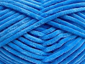 Fiber Content 100% Micro Fiber, Brand Ice Yarns, Blue, Yarn Thickness 4 Medium  Worsted, Afghan, Aran, fnt2-54534