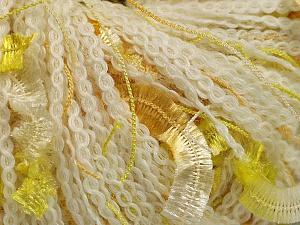 Fiber Content 60% Acrylic, 40% Polyamide, Brand ICE, Green, Gold, Cream, fnt2-55038