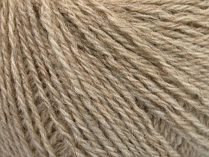 Fiber Content 43% Acrylic, 4% PBT, 36% Alpaca Superfine, 17% Merino Wool, Brand Ice Yarns, Beige, Yarn Thickness 2 Fine  Sport, Baby, fnt2-55048