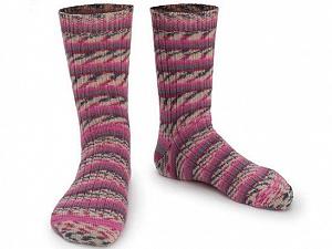 Fiber Content 75% Superwash Wool, 25% Polyamide, Pink, Brand ICE, Grey, Burgundy, Beige, Yarn Thickness 1 SuperFine  Sock, Fingering, Baby, fnt2-55547