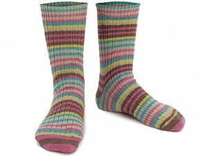 Fiber Content 75% Superwash Wool, 25% Polyamide, Yellow, Turquoise, Pink, Maroon, Brand ICE, Beige, Yarn Thickness 1 SuperFine  Sock, Fingering, Baby, fnt2-55552