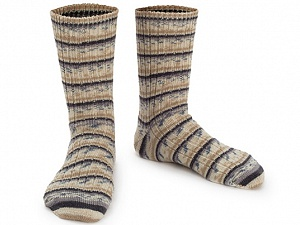Fiber Content 75% Superwash Wool, 25% Polyamide, Light Grey, Brand ICE, Cream, Black, Beige, Yarn Thickness 1 SuperFine  Sock, Fingering, Baby, fnt2-55658