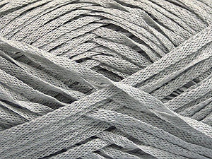 Fiber Content 100% Acrylic, Light Grey, Brand ICE, Yarn Thickness 3 Light  DK, Light, Worsted, fnt2-55722