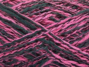Fiber Content 44% Acrylic, 44% Wool, 12% Polyamide, Pink, Brand ICE, Dark Teal, Yarn Thickness 2 Fine  Sport, Baby, fnt2-56201