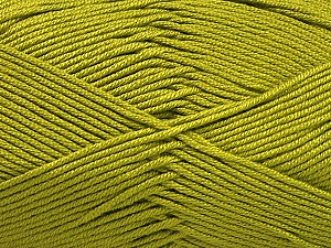 Fiber Content 50% Acrylic, 50% Bamboo, Olive Green, Brand ICE, Yarn Thickness 2 Fine  Sport, Baby, fnt2-56578
