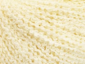 Fiber Content 60% Virgin Wool, 28% Polyamide, 12% Viscose, Brand ICE, Cream, fnt2-56661