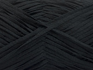 Fiber Content 100% Acrylic, Brand ICE, Black, Yarn Thickness 3 Light  DK, Light, Worsted, fnt2-56695