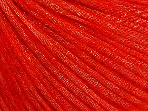 Fiber Content 45% Polyester, 36% Wool, 19% Acrylic, Tomato Red, Brand ICE, Yarn Thickness 2 Fine  Sport, Baby, fnt2-56898
