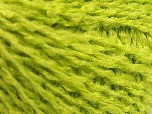 Fiber Content 90% Acrylic, 10% Polyamide, Light Green, Brand ICE, Yarn Thickness 2 Fine  Sport, Baby, fnt2-57199